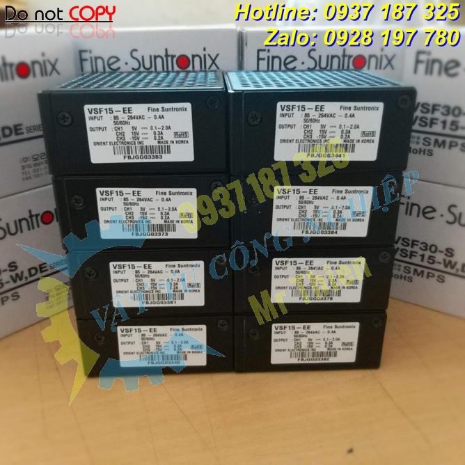 VSF15-EE , Fine Suntronix Vietnam , Bộ nguồn cấp điện ,