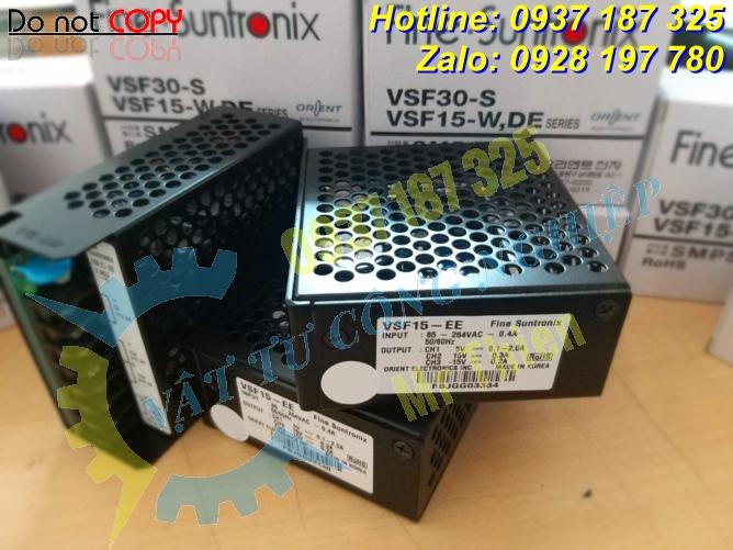 VSF15-EE , Fine Suntronix Vietnam , Bộ nguồn cấp điện , - 3