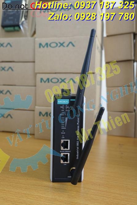 AWK-3131A , Moxa Vietnam , Bộ thu phát tín hiệu wireless công nghiệp , - 3