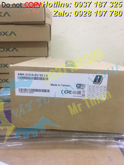 AWK-3131A , Moxa Vietnam , Bộ thu phát tín hiệu wireless công nghiệp , - 5