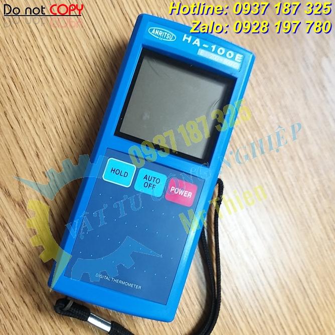 HD-1250K , Anritsu Vietnam , Thiết bị đo nhiệt độ cầm tay , - 4